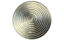 Senso  clous podotactiles métalliques à stries circulaires